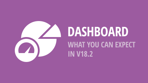DevExpress Dashboard - v18.2 and What You Can Expect in mid-November