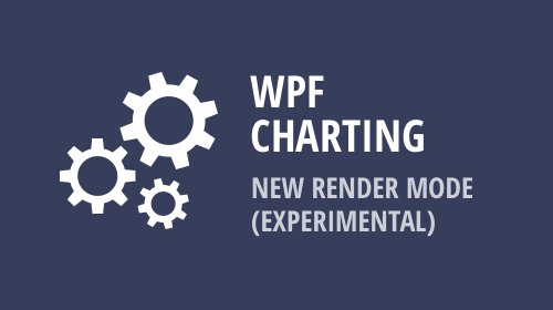 WPF Charting – New Rendering Mode (v19.1, experimental)