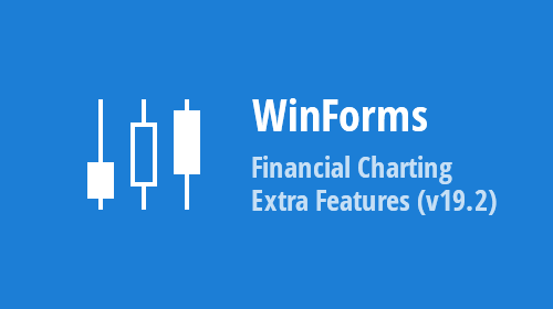 WinForms Financial Charting - Extra features from the upcoming v19.2 release