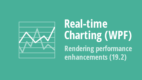 Real-time Charting (WPF) - Rendering performance enhancements (19.2)