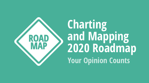 Desktop Charting & Mapping Roadmap 2020 – Your Opinion Counts