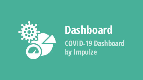 DevExpress Dashboard - COVID-19 Dashboard by Impulze