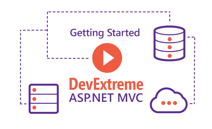 Watch: Getting Started with DevExtreme MVC Controls