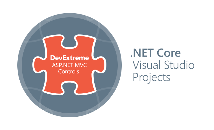 Easily Add DevExtreme ASP.NET MVC Controls to .NET Core Visual Studio Projects (Coming Soon in 17.2)