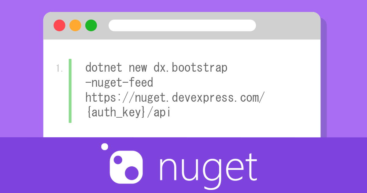 ASP NET Core Bootstrap - CLI Templates for ASP NET Core