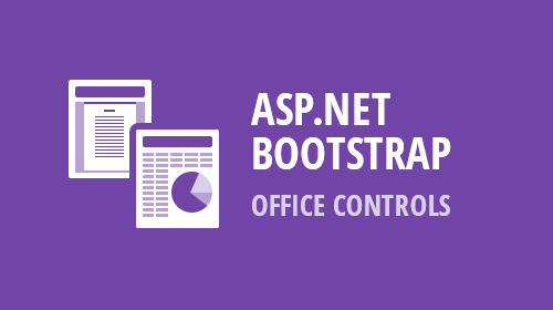 ASP.NET Bootstrap - Office Controls (Now Available)