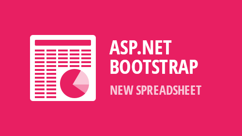 DevExpress ASP.NET Bootstrap - Spreadsheet (v18.2 Preview)