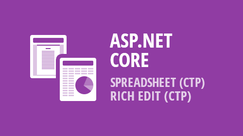 ASP.NET Core Spreadsheet and Rich Text Editor (v18.2)