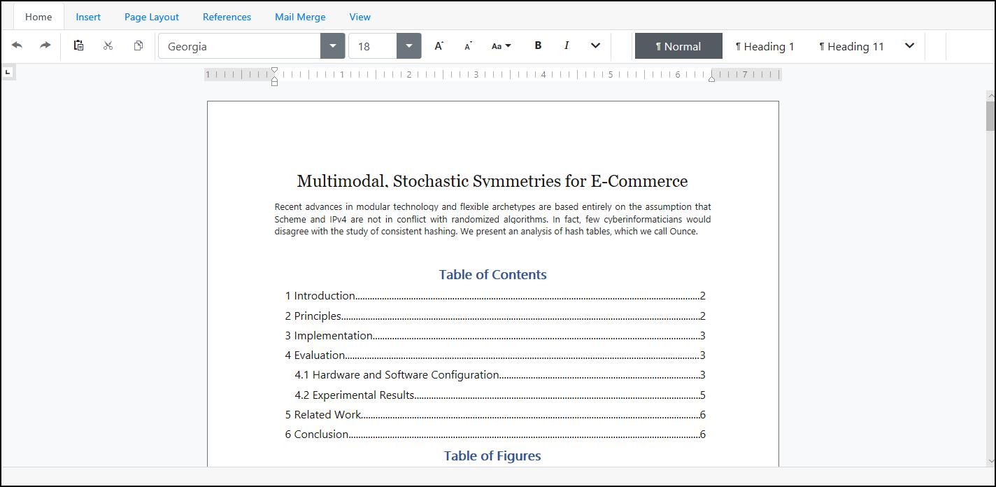 ASP.NET Bootstrap Rich Text Editor, DevExpress