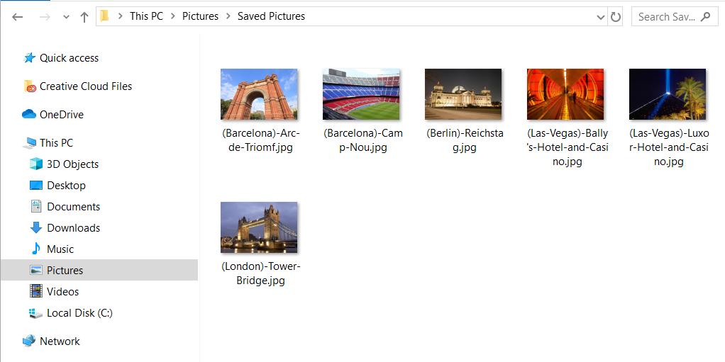 ASP.NET Core File Manager – Thumbnail Generator Service