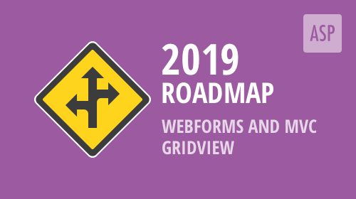 ASP.NET 2019 Roadmap - Data Grid and More – Your Vote Counts