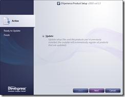 Installer Update Option