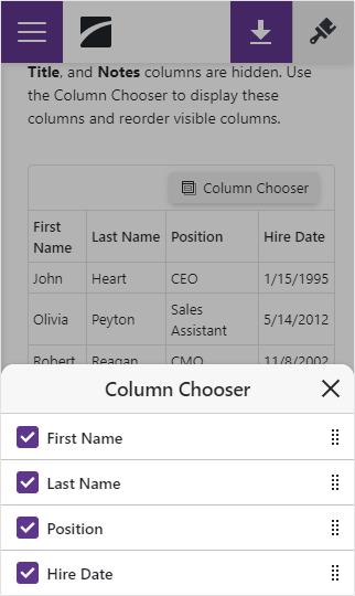 Blazor-data-grid-adaptive-column-chooser-for-mobile