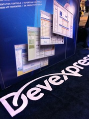 DevExpress booth @ TechEd 2011
