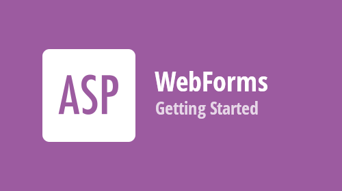 Getting Started with DevExpress ASP.NET–Build a WebForms App in minutes