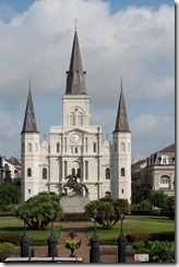 TechEd NOLA - Jackson Square