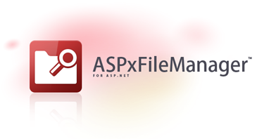 ASPxFileManager for ASP.NET