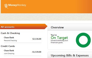DevExpress Money Monkey Desktop