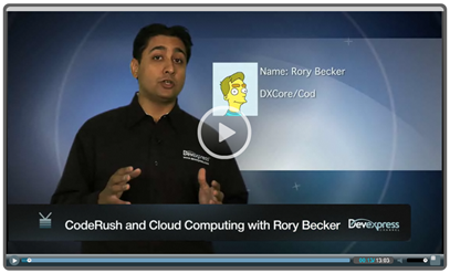 Video: CodeRush In The Cloud