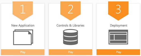 DevExpress ASP.NET Getting Started Video Tutorials