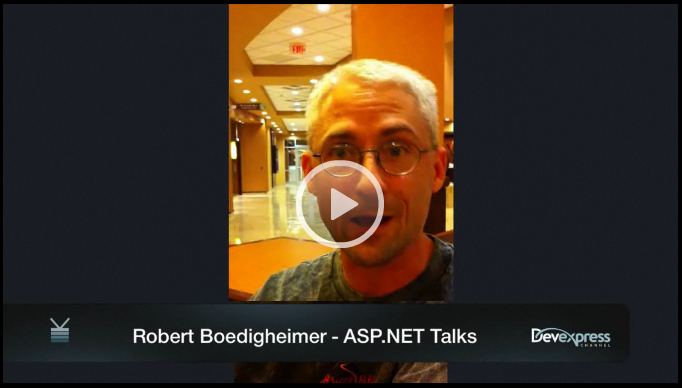 Video: Robert Boedigheimer @ #HDC10