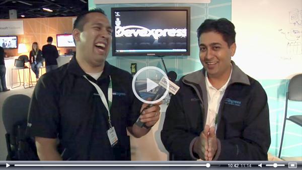 Microsoft BUILD Conference 2011: Mehul & Seth Recap