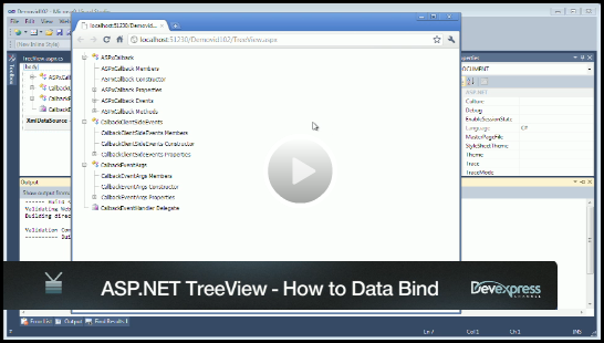 ASP.NET TreeView - How to Data Bind