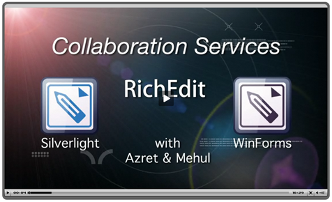 Video: RichEdit Services Discussion