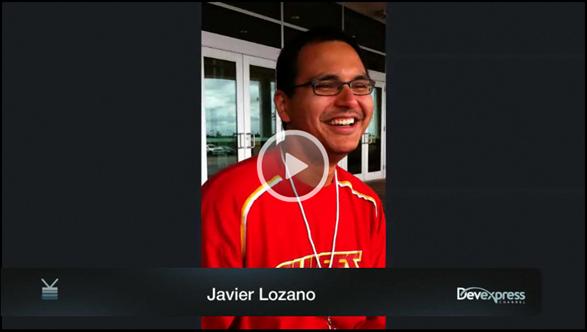 Javier Lozano Interview @ HDC10