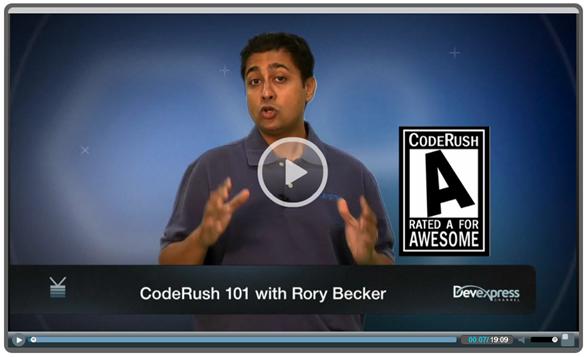 Video: CodeRush 101