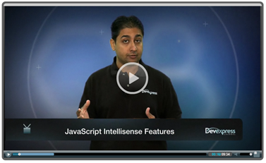 Video: Enable JavaScript IntelliSense w/DevExpress ASP.NET Clientside Objects
