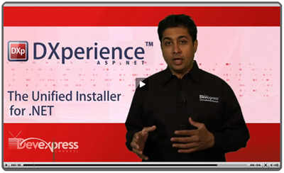 Video: DXperience Unified Installer