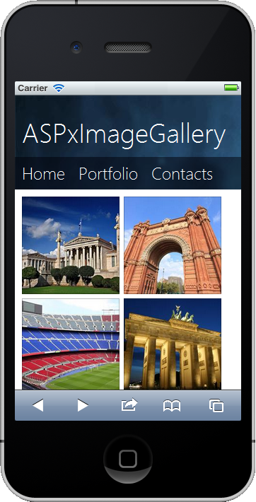 New Asp Net Image Gallery Control Coming Soon In V2013