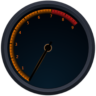 DX-Gauges-Auto-Tachometer