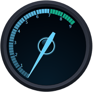 gauge-wpf-silverlight-default
