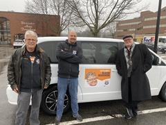Blazormobile with Carl, John, and Jeff