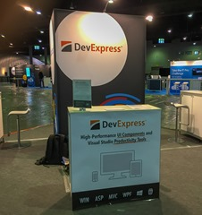 DX booth