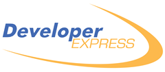 First DevExpress Logo