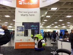 HTML5DevConf Android dude