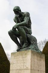 Le Penseur by Rodin
