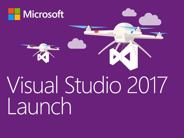 VS2017 launch date - 7 March 2017