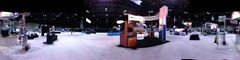 Panorama of DevExpress Booth at TechEd