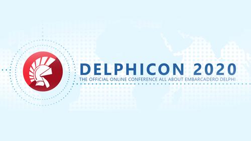 DelphiCon 2020 kicks off tomorrow!