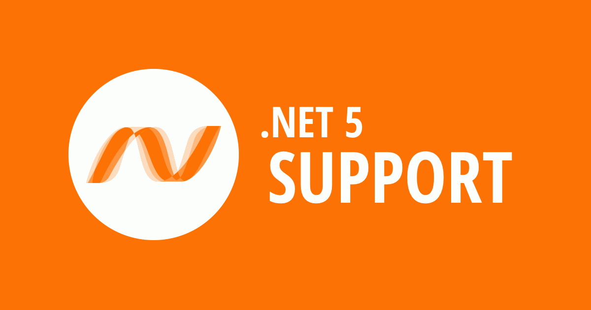 WPF - .NET 5 Support & New Designer Features
