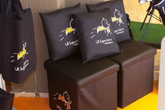 UI Superhero Cushions