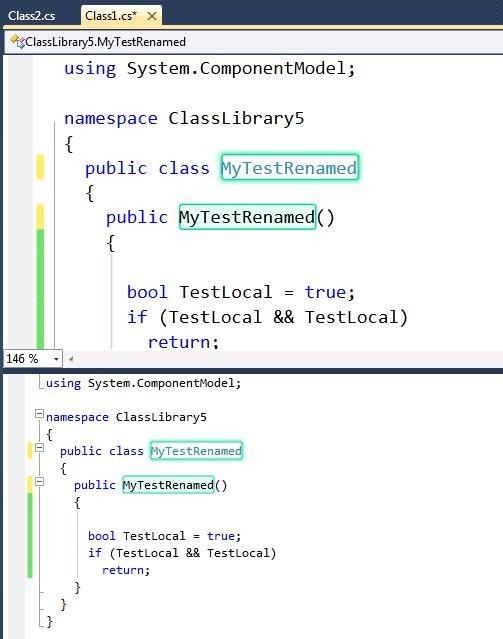 VS10_Same LIDs in 2 TextViews