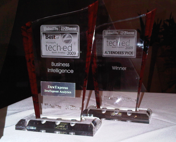 Best of teched awards