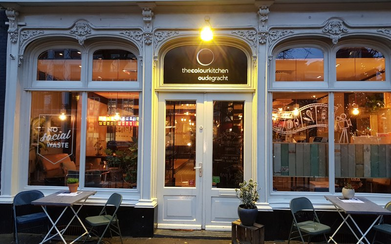 Color Kitchen Utrecht.Devexpress Meetups Impressions From Utrecht