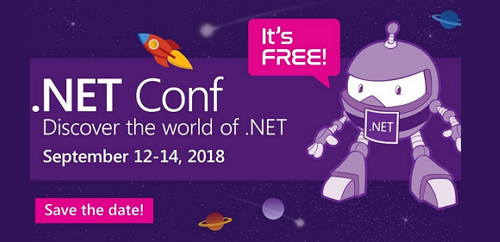 DevExpress will be in Munich during .NET Conf 2018