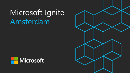 MS Ignite The Tour | Amsterdam Impressions